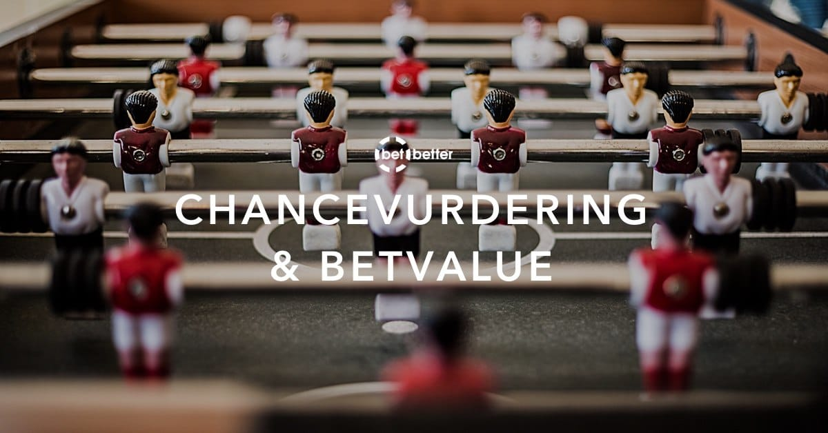 Chancevurdering og betvalue
