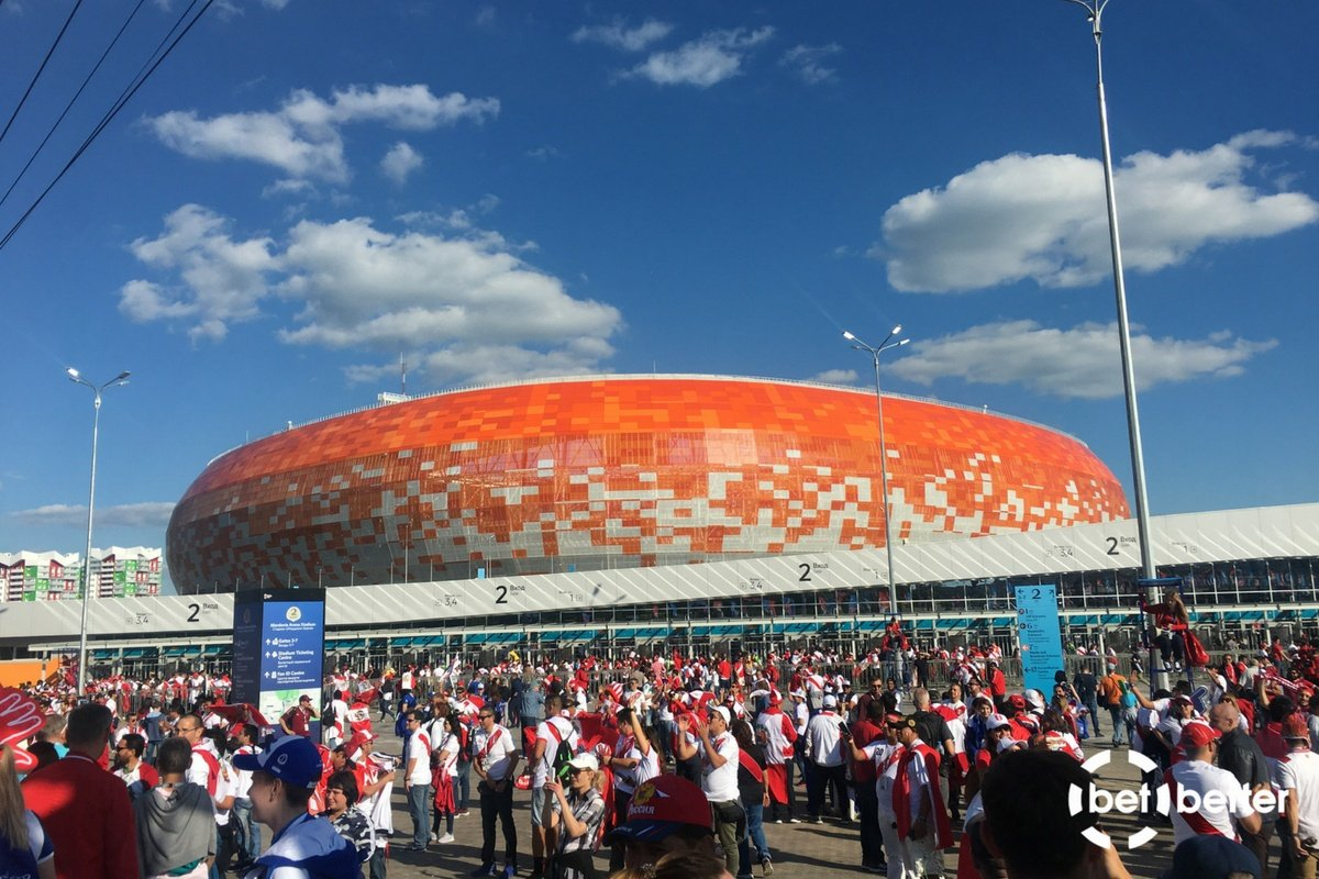 Stadion Rusland VM
