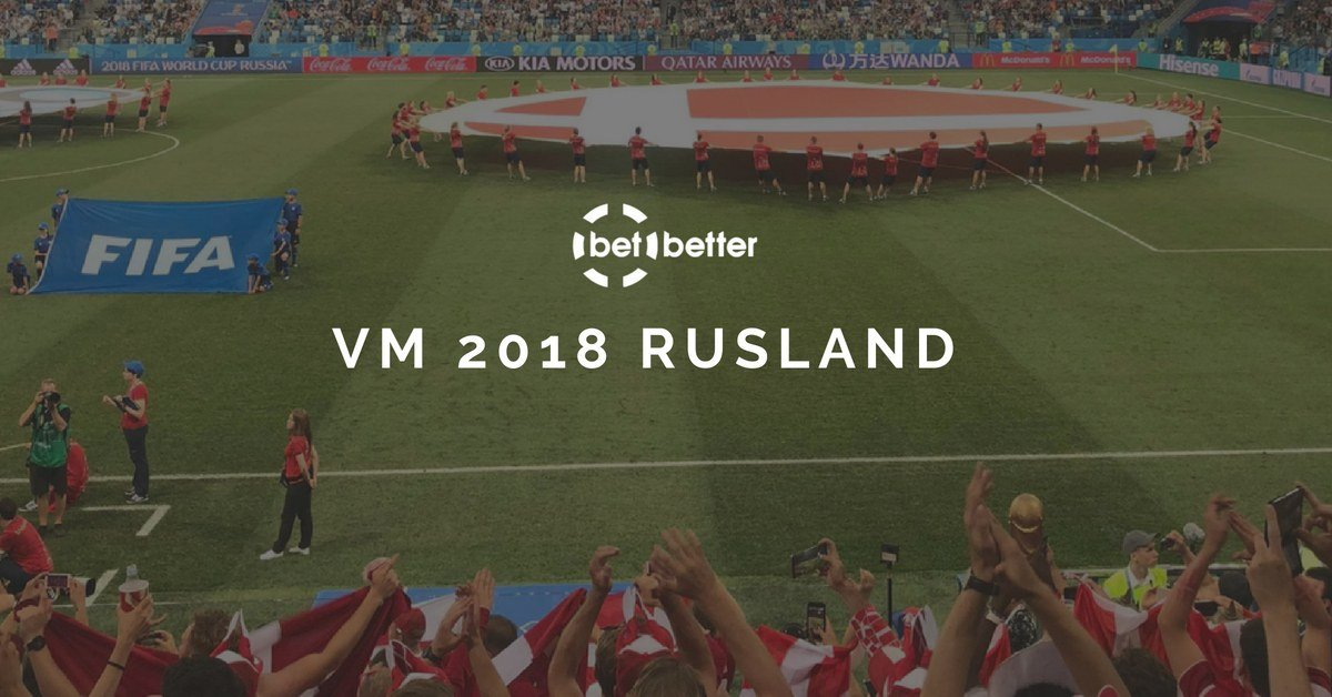 VM 2018 Rusland
