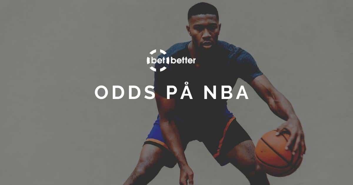 Odds paa NBA