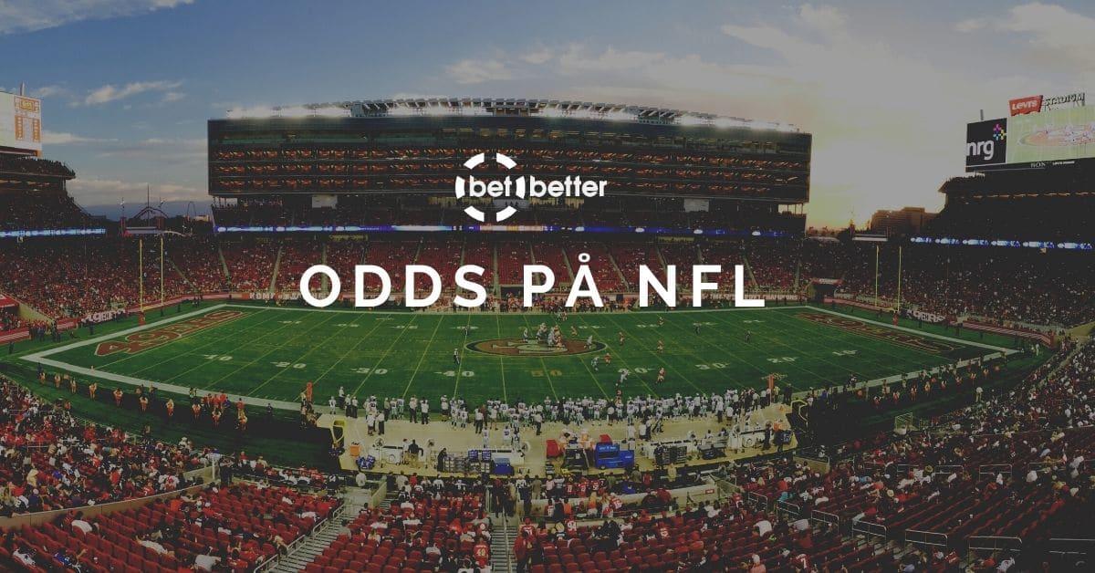Odds paa NFL